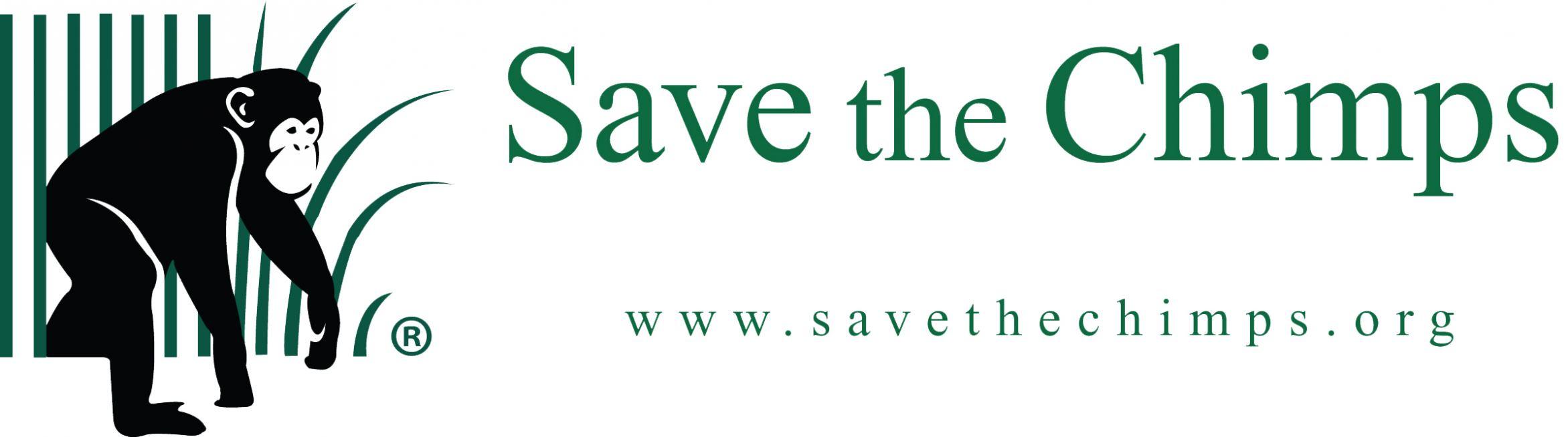 Save the Chimps, Inc. Logo
