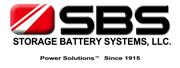 Storage Battery Systems, LLC Logo