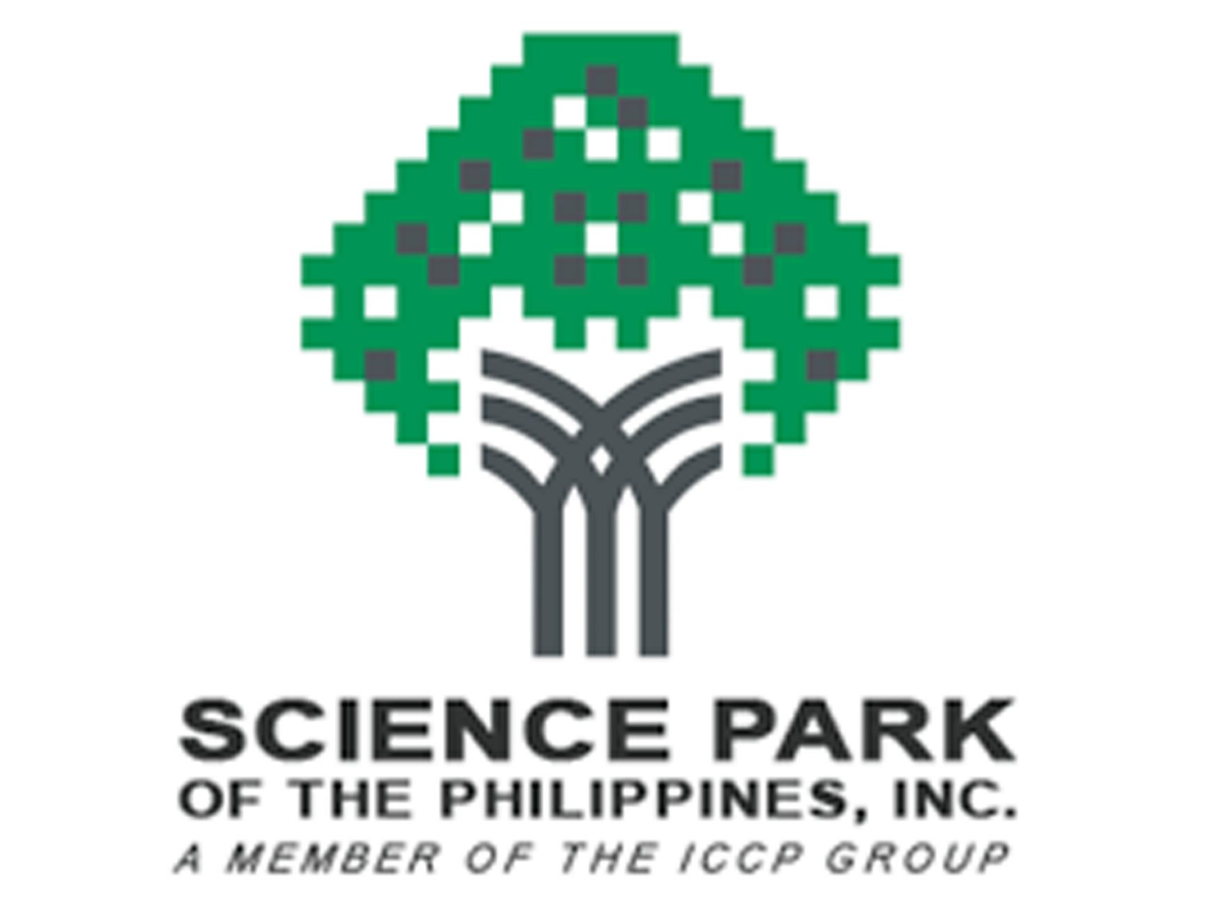 Science Park of the Philippines, Inc. Logo