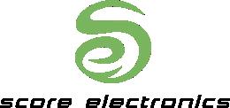 Score Electronics Logo