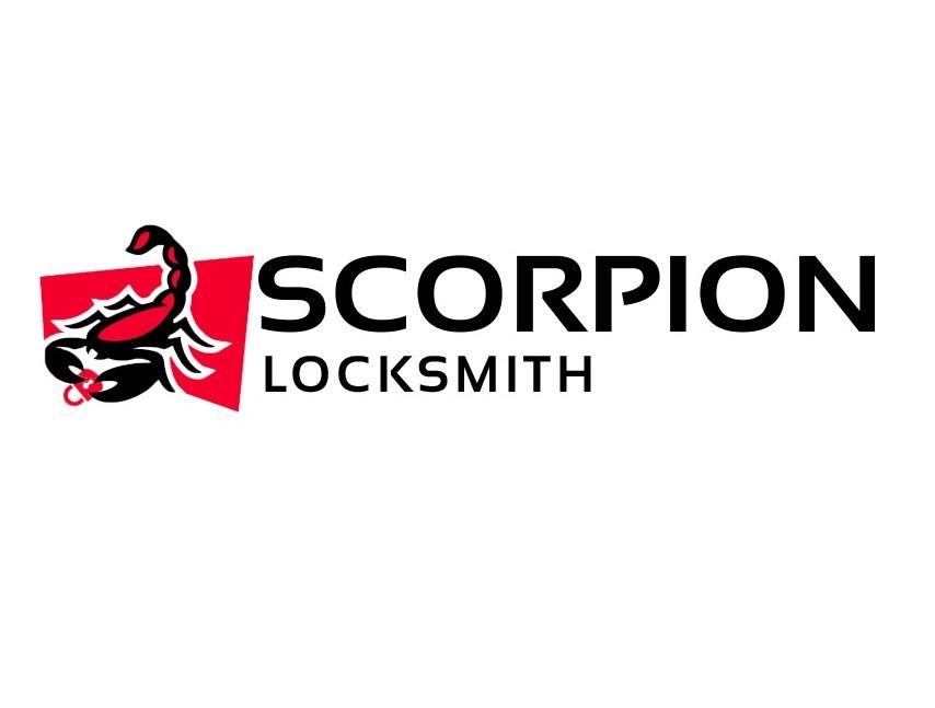 Scorpion Locksmith Houston Logo
