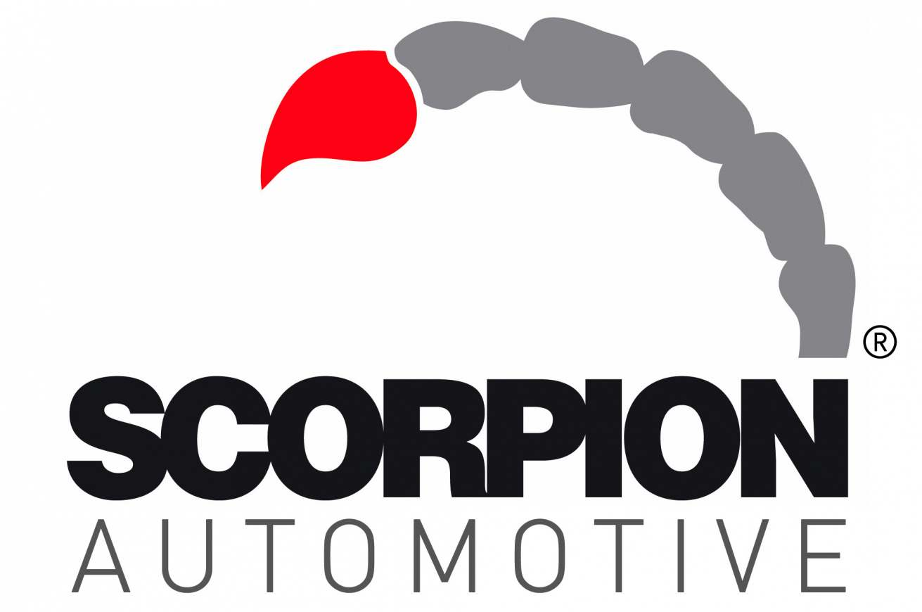 Scorpion Automotive India Logo