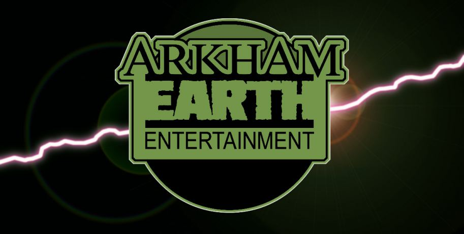 Arkham Earth Entertainment Logo