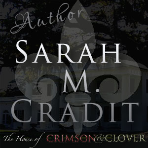 Author Sarah M. Cradit Logo