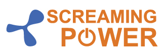 Screaming Power Logo