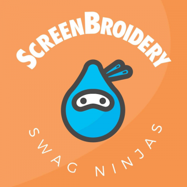 ScreenBroidery Logo