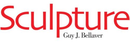 Sculpture/Guy J. Bellaver Logo