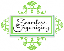 Seamless Organizing Logo