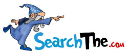 SearchThe.com Logo