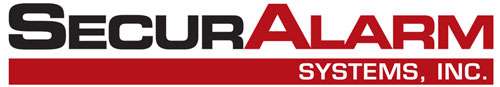 SecurAlarm Systems Inc. Logo