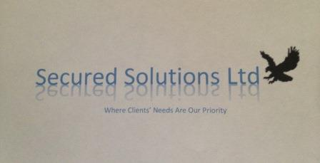 securedsolutions Logo