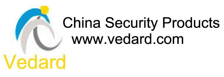 Vedard Security Alarm Systems Technology Logo