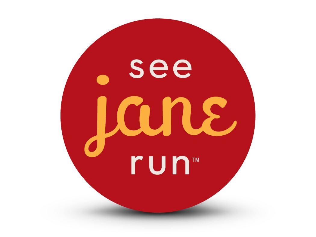 See Jane Run Logo