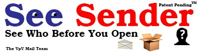 See Sender Logo