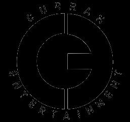 Curran Entertainment & The DJ Entertainment School Logo