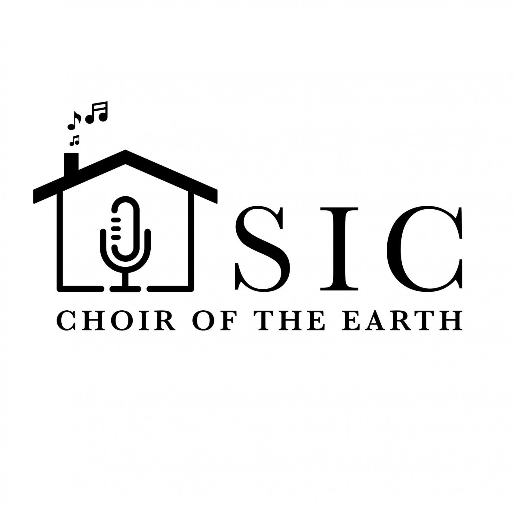 The Self-Isolation Choir Logo