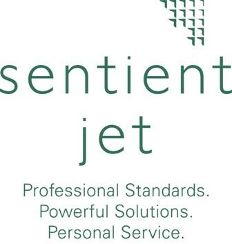 Sentient Jet Logo