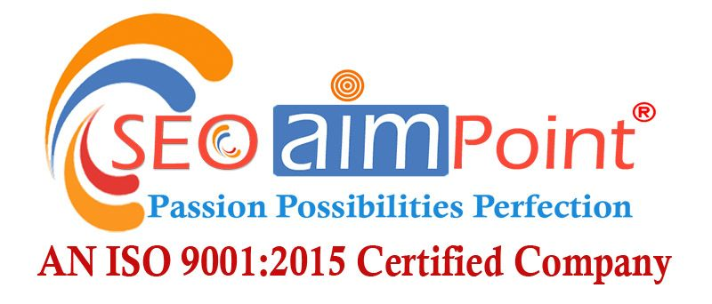 SEO AIM POINT WEB SOLUTION PVT. LTD. Logo