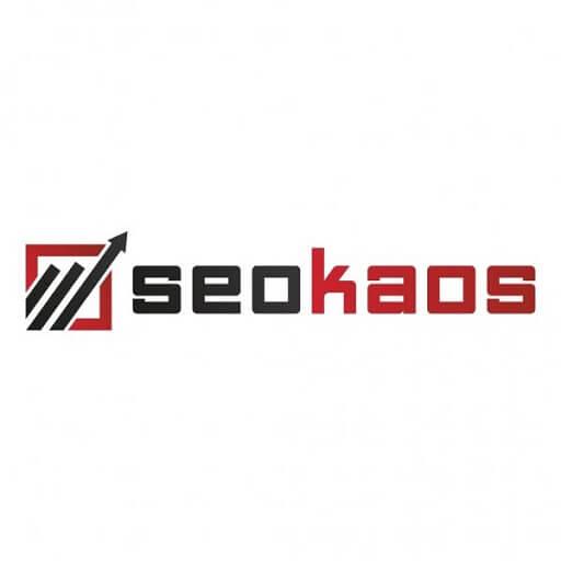 SEO Kaos Logo