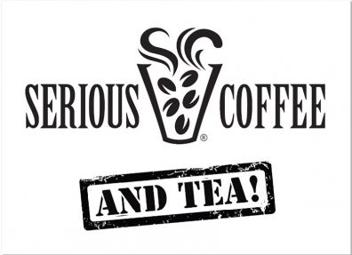 Serious Coffee Logo