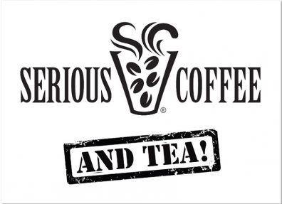 Serious Coffee Logo