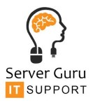 Server Guru IT Support Logo