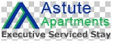 Astute stay rental apartments Logo