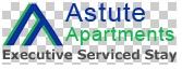 Astute stay rental apartments Logo