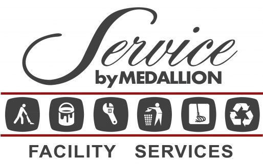 Service by Medalion Logo