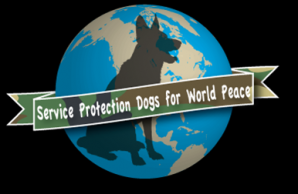 Service Protection Dogs For World Peace Logo