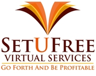 SetUFree Virtual Services Logo