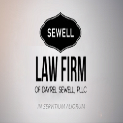 Law Firm of Dayrel Sewell, PLLC Logo