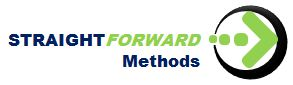 StraightForward Methods, LLC Logo