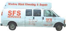 sfs-blindcleaning Logo