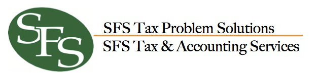 SFS Tax Problem Solutions Logo