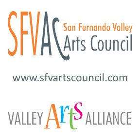 San Fernando Valley Arts Council Logo