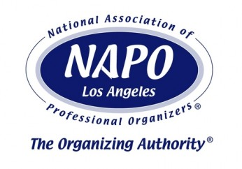 National Association of Professional Organizers LA Logo