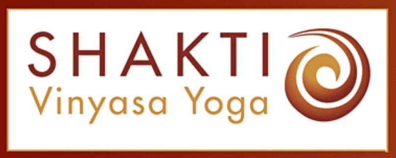 SHAKTI Vinyasa Yoga Studios Logo