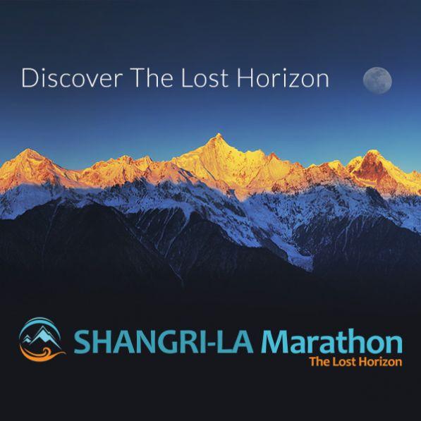 Shangri-La Marathon Logo