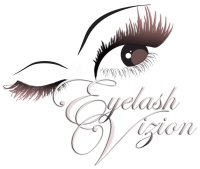 Eyelash Vizion Branding and Marketing Logo