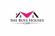 She Buys Houses Cash Logo
