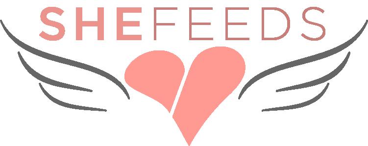 SheFeeds LLC Logo