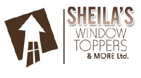 Sheila's Window Toppers & More Ltd. Logo