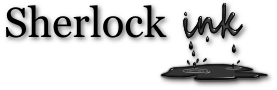 Sherlock Ink Logo