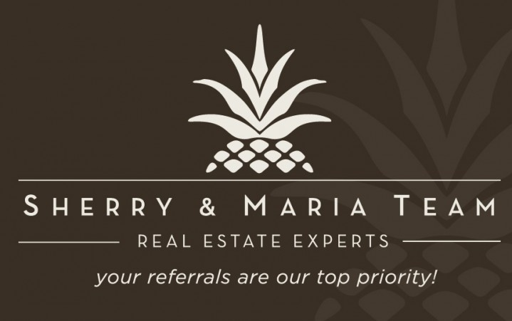 The Sherry and Maria Team Logo