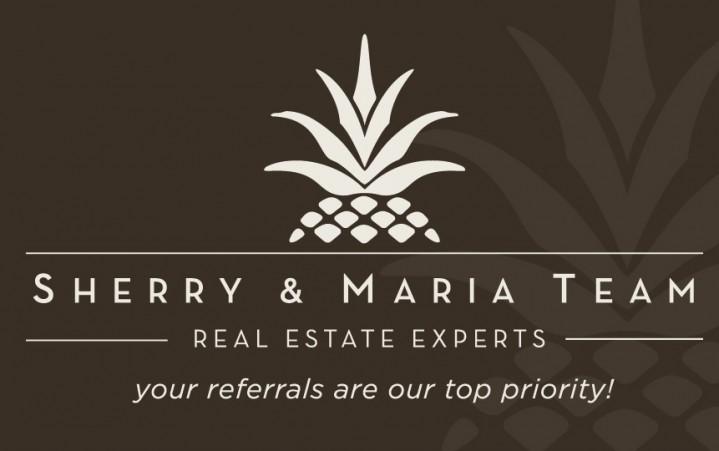 The Sherry and Maria Team Logo