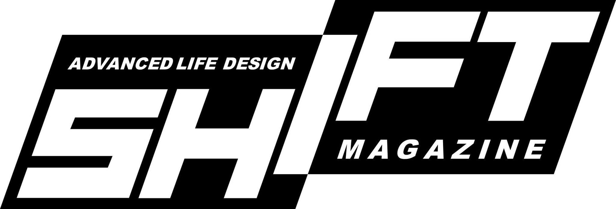 SHIFT Magazine Logo