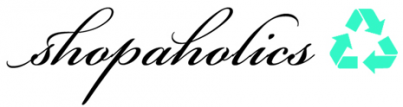 shopaholicsrecycle Logo