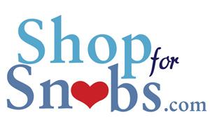 Shop for Snobs, LLC Logo