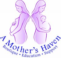 A Mother's Haven Logo